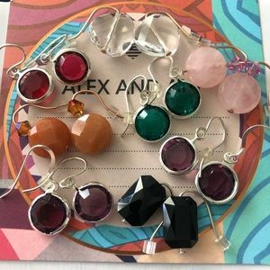 💛ALEX AND ANI EARRINGS 8/$20